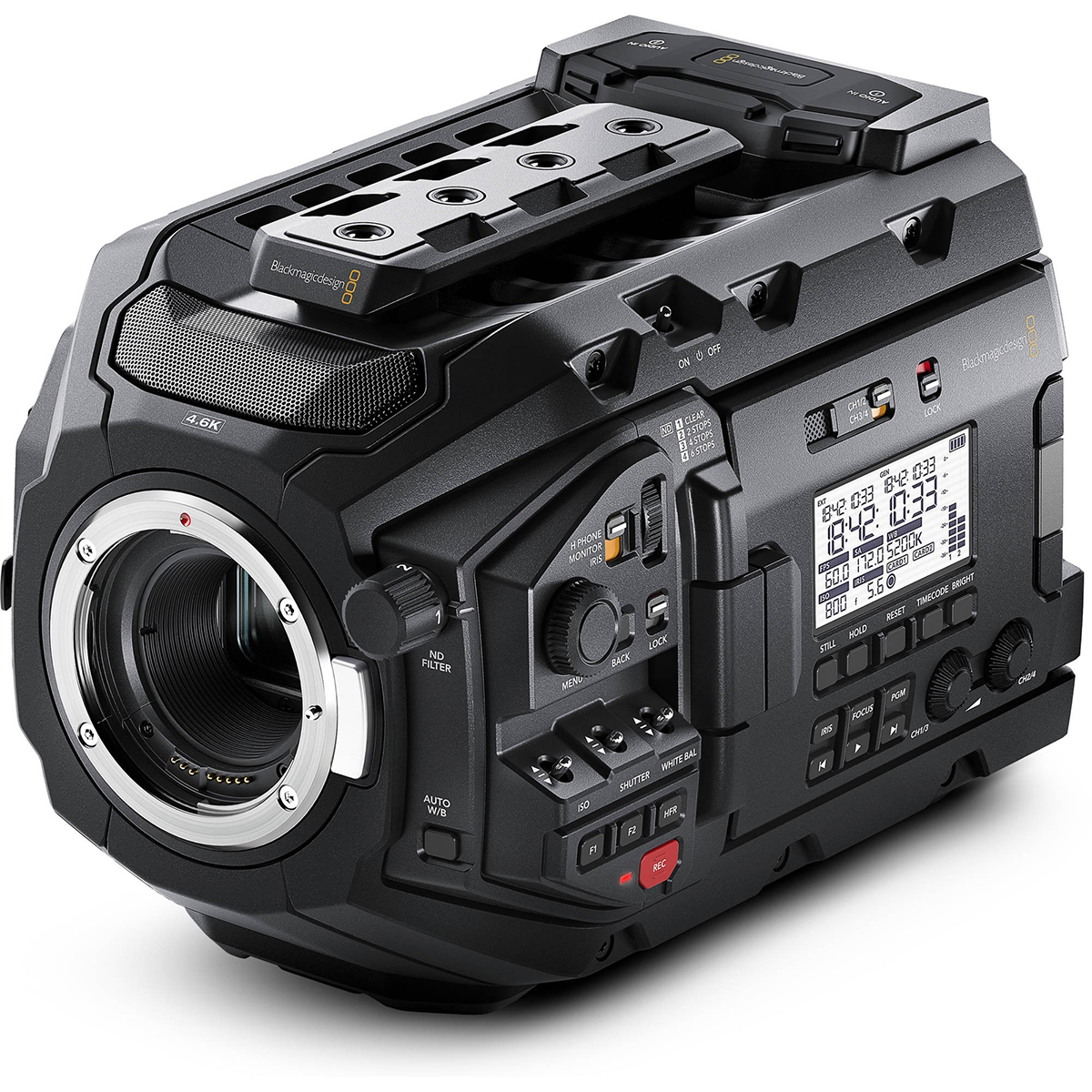 Immagine Blackmagic URSA Mini 4.6K EF