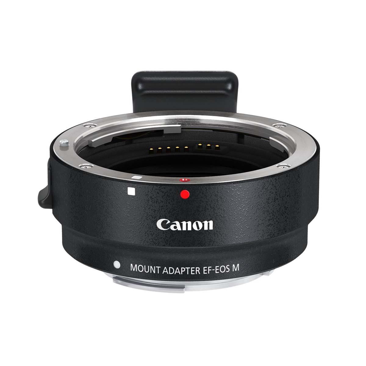 Immagine Adattatore Canon EF Eos M