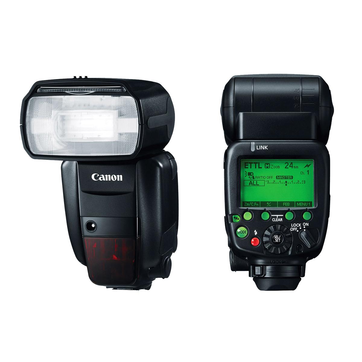 Immagine Canon Flash Speedlite 600 EX-RT