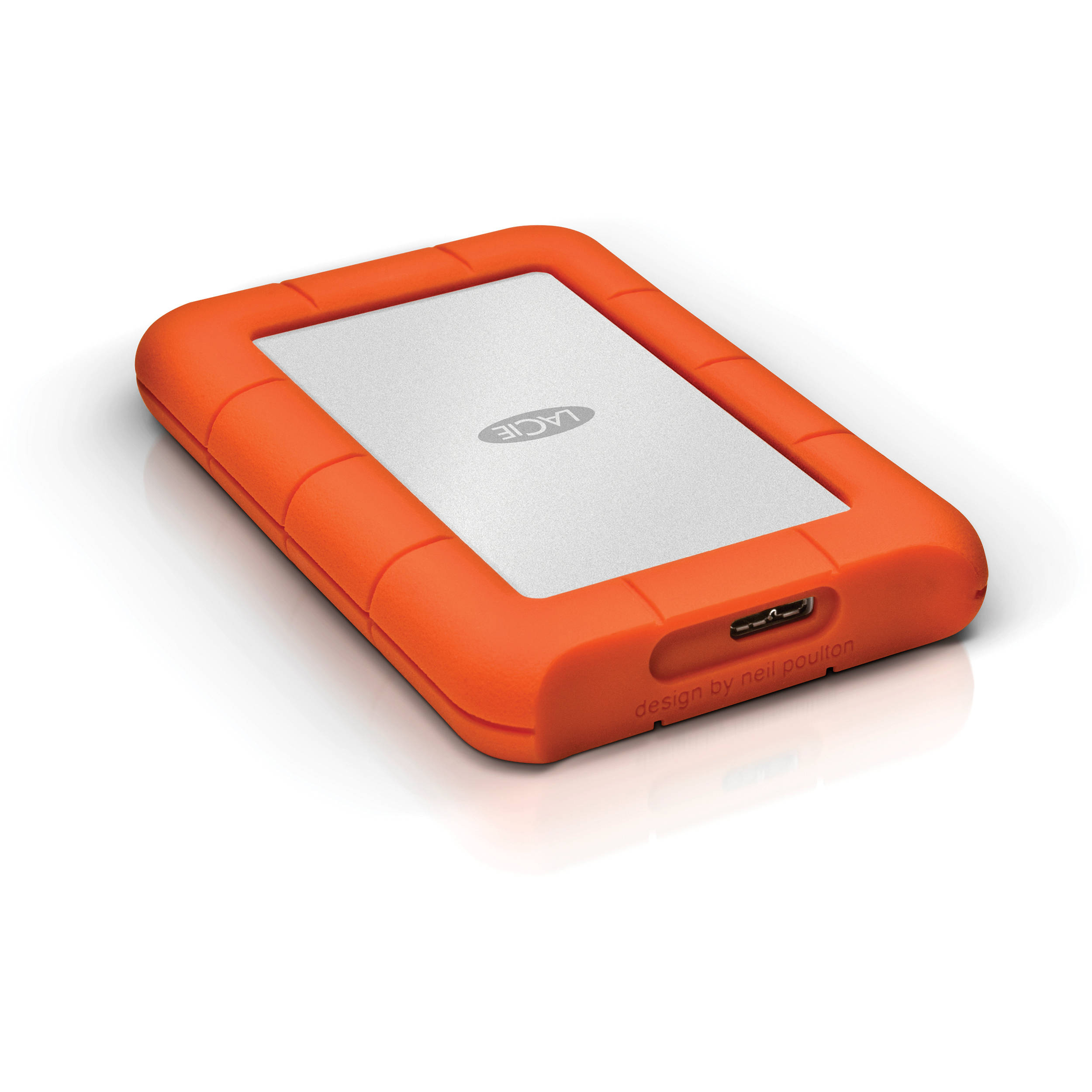 Immagine Hard Disk LaCie 1TB Rugged Mini USB 3.0 | USB 2.0