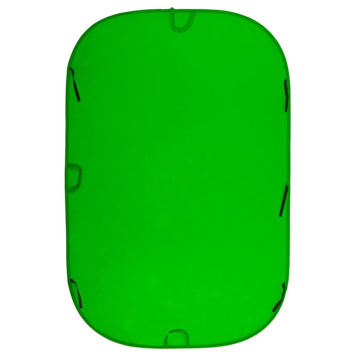 Immagine Chromakey Verde - Fondale ripiegabile
