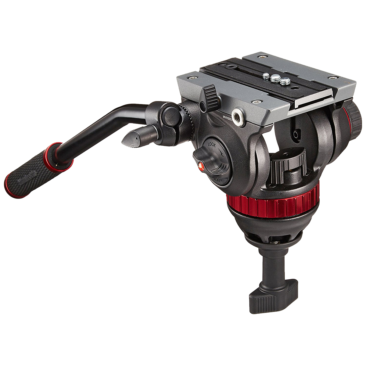 Immagine Manfrotto Testa Video MVH502AH