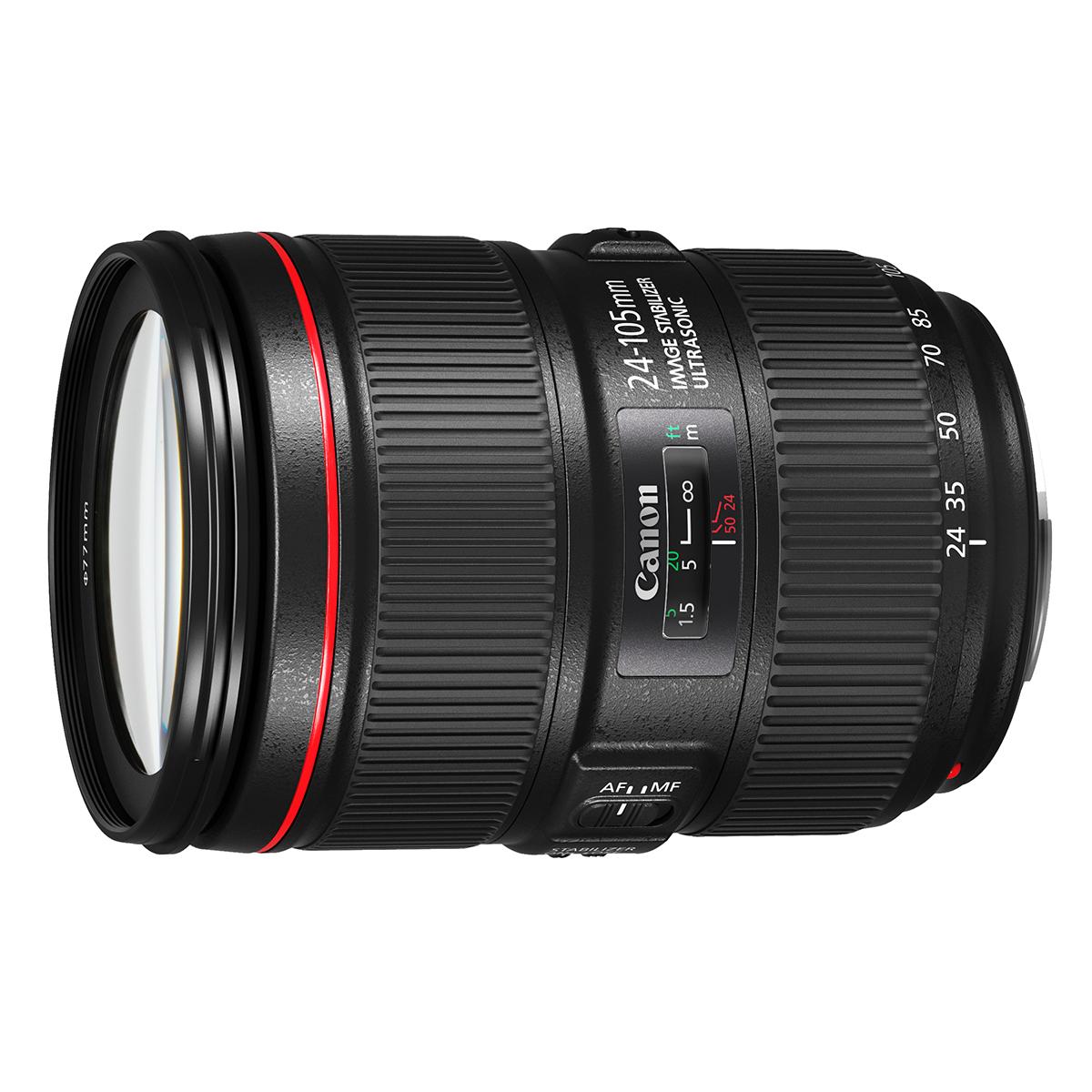 Immagine Canon EF 24-105mm f/4L IS II USM