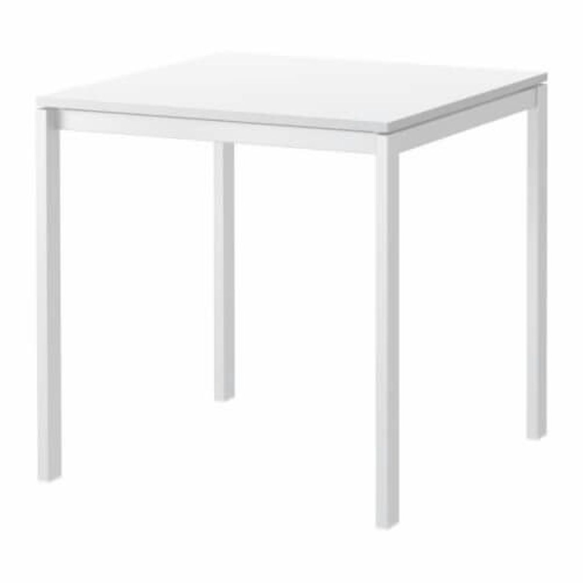 Immagine Tavolo bianco 75x75 cm