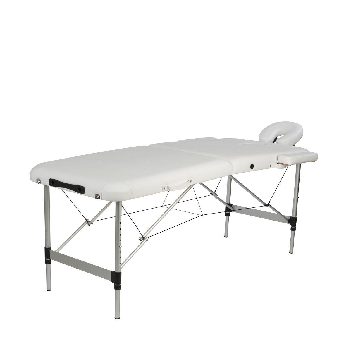 Immagine Lettino per massaggio bianco